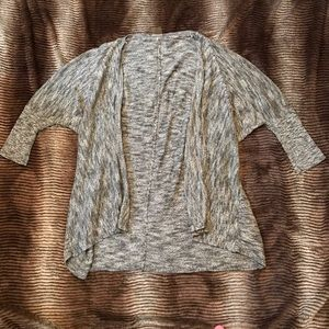 CALIA by Carrie Underwood Gray Cardigan, size M
